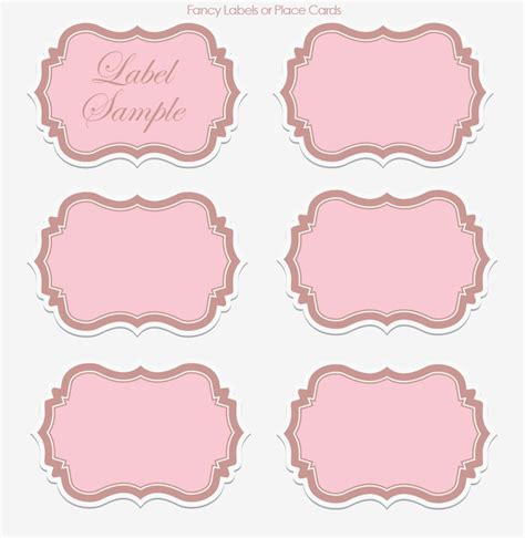 printable label art label templates wedding wednesday diy printable vintage