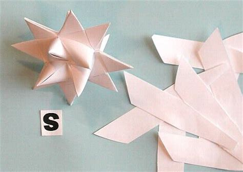 How To Make A Moravian Out Of Paper - 17 best images about paper folding on