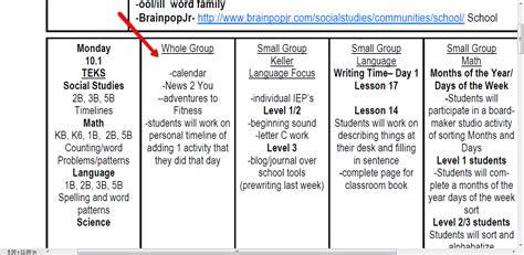 morning meeting lesson plan template ideas from a busy bee mail call monday lesson plan writing
