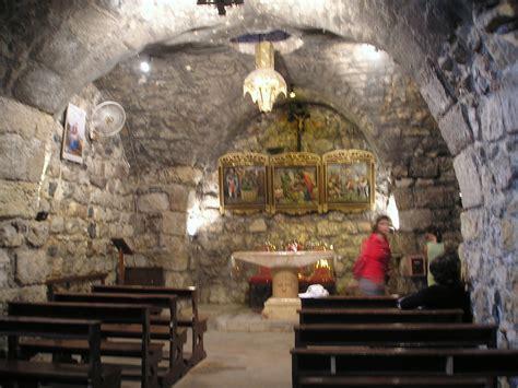 Basement Layout File Damascus Ananias Chapel Jpg Wikimedia Commons