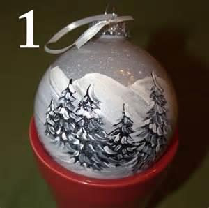 best 25 painted christmas ornaments ideas on pinterest