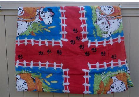 101 dalmatians comforter rare vintage disney 101 dalmatians twin 6 pc comforter