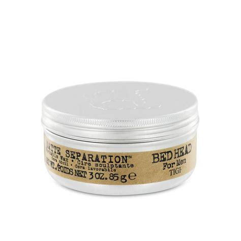 bed head matte separation wax tigi bedhead for men matte separation workable wax hair
