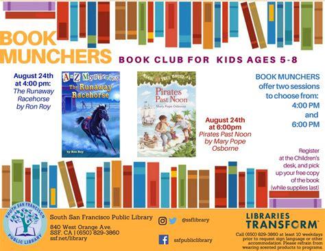 cheap clubã cheap club books book munchers book club south sf funcheap