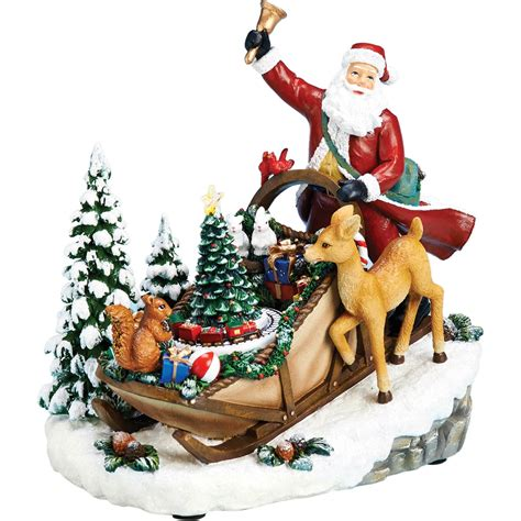 best 28 santa figurines shop 15 green santa figurine