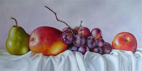 floreros y bodegones en la pintura española bodegon de frutas carlos bruscianelli artelista