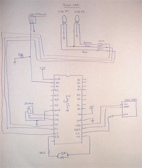 wiring diagram photocell best free home design idea