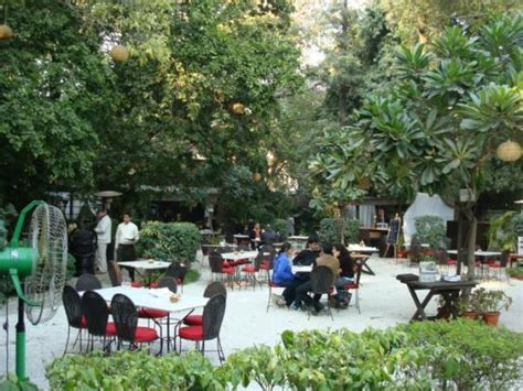 Garden Catering by Outdoor Picture Of Lodhi The Garden Restaurant New