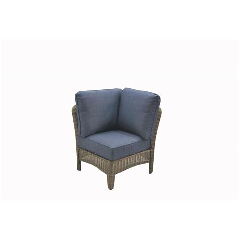 allen roth patio chairs chairs shop allen roth bellmare steel conversation chairs with