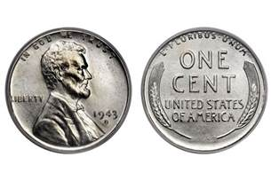 how rare is a 1943 lincoln steel penny