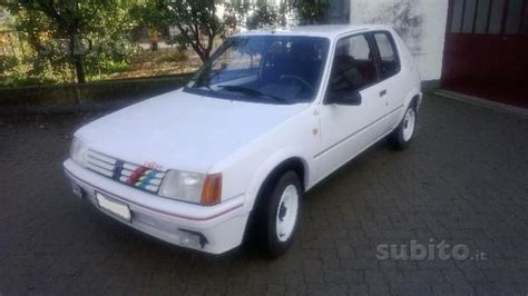 peugeot 101 for sale sold peugeot 205 rallye 1 3 101 cv used cars for sale