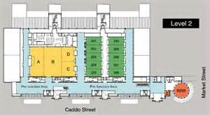 la convention center floor plan floor plans shreveport convention center