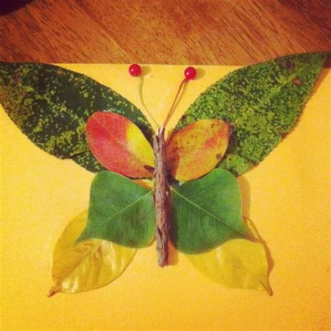 leaf craft projects the world s catalog of ideas