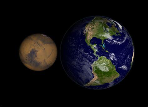color of earth svs earth mars planet comparisons true color