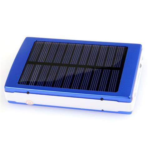 deal shop solar lights reviews 5000mah cing led light solar power charger mobile power