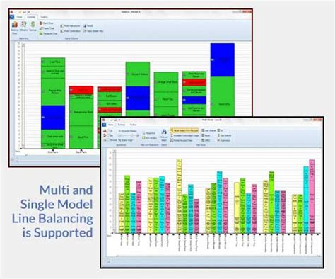 line of balance excel template line balancing timer pro professional acsco
