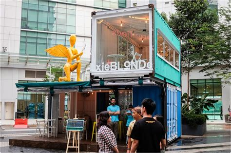 nice design cafe in kl 7 container cafes to check out in kl and selangor eatdrink