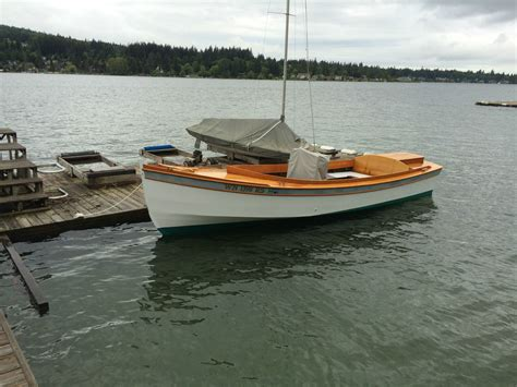 handy boat nw school of wooden boats handy billy 1999 for sale for