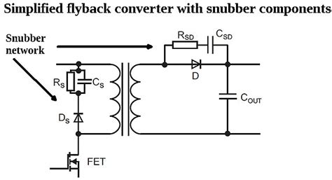flyback transformer without diode efficiency in power conversion circuits power electronic tips