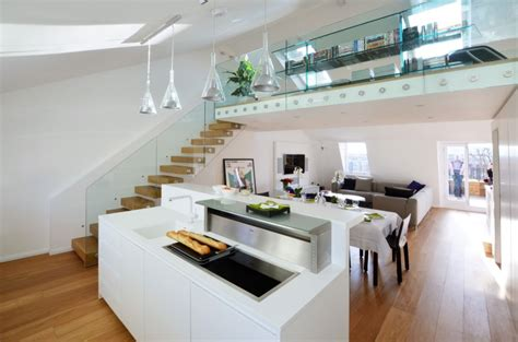 Kitchen Island Makeover Ideas traditional victorian terrace apartment in london gets a