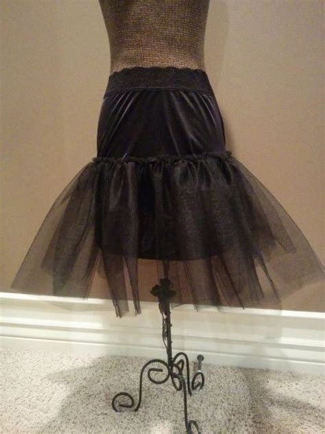 organza petticoat tutorial petticoats tulle and red holiday dress on pinterest