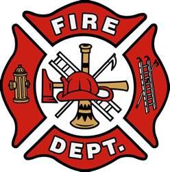 fire department logo clipart clipartxtras