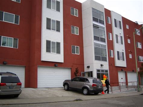 new low income apartment buildings in oakland apartment building opens doors to low income