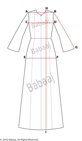 jubah sewing pattern how to measure your jubah dress or abaya how to pinterest
