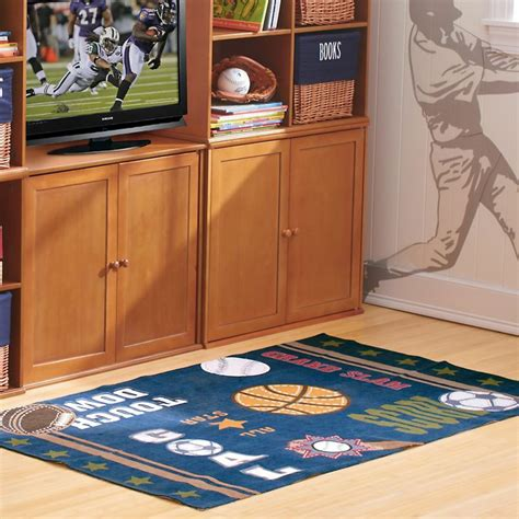 sports area rugs american sports area rug football baseball large floor mat