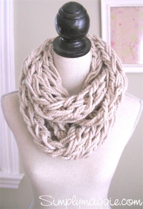 knitting patterns scarf tutorial 79 best finger knitting projects images on pinterest