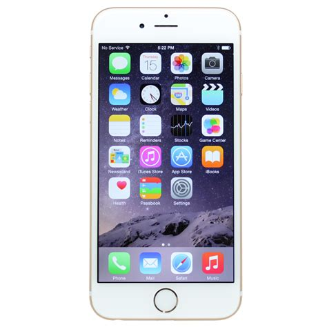 Smart Phone Smart Shopping by Apple Iphone 6 A1549 16gb Smartphone Lte Cdma Gsm Unlocked