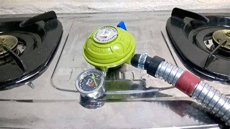 Selang Kompor Gas Rinnai cara memasang selang dan regulator pada kompor gas