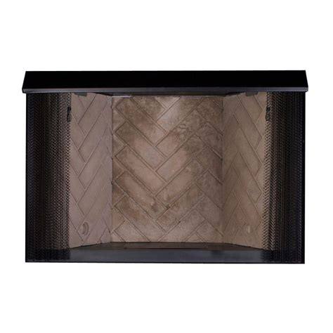 Emberglow 32 In Vent Free Gas Fireplace Insert Vfb32 Vent Free Gas Fireplace Insert