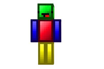minecraft skin color color derp skin minecraft skins