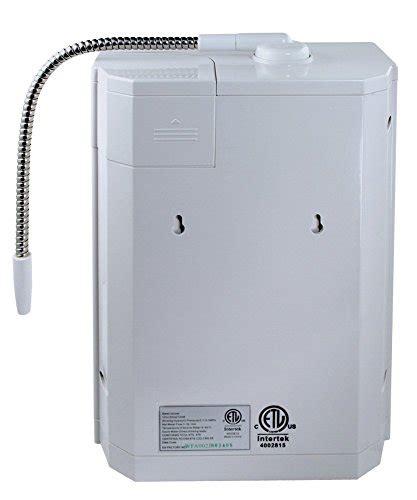 air water life aqua ionizer deluxe  alkaline water