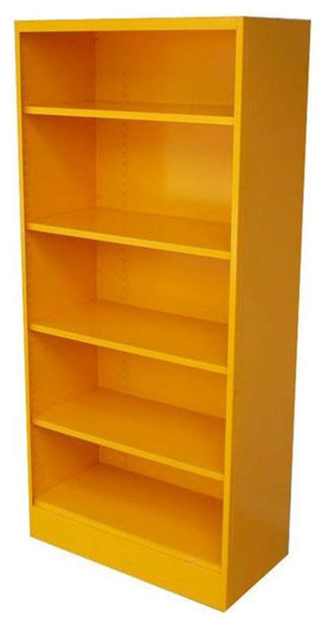 sold out orange vintage metal bookcase 1970 s 625
