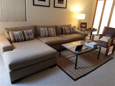 room and board chelsea sectional chelsea sofa room and board metro sofa with chaise modern