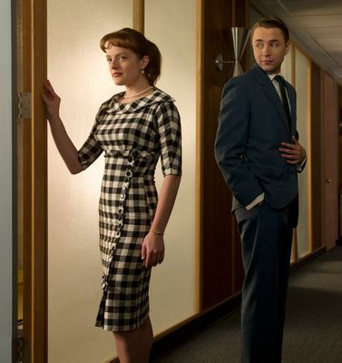 mad men brings together an office on uppers and flashbacks to pulp culture the office that lays together stays together