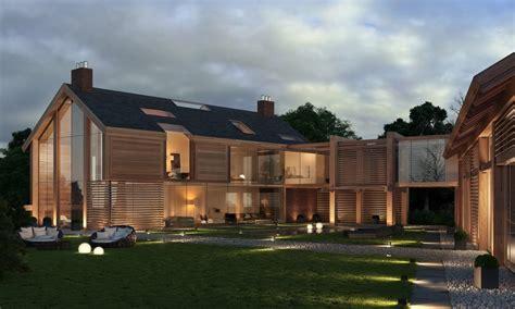 Farmhouse Apartments Black Barn In Suffolk E Architect