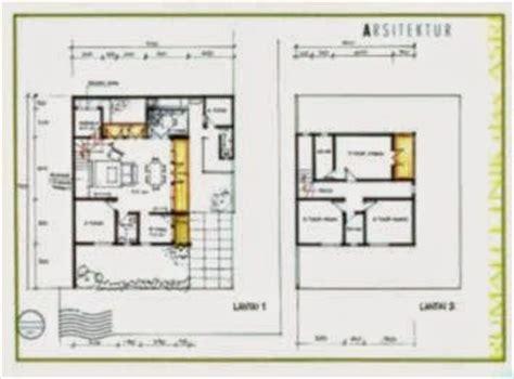 layout denah rumah layout rumah minimalis design rumah minimalis