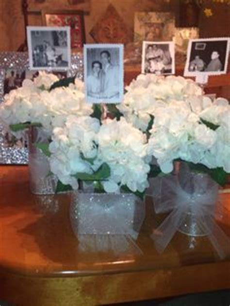 60th anniversary centerpieces 1000 images about 60th wedding anniversary on
