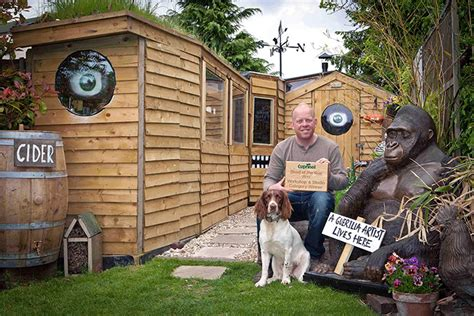 Shed Of The Year 2013 by Shed Of The Year Competition In Pictures And