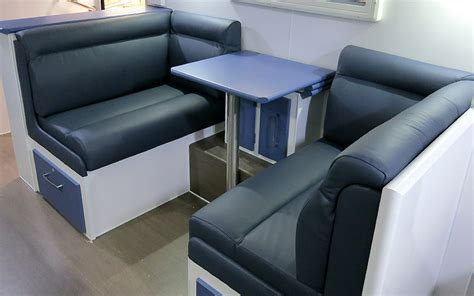 cervan upholstery rv upholstery brings new caravans back to life with