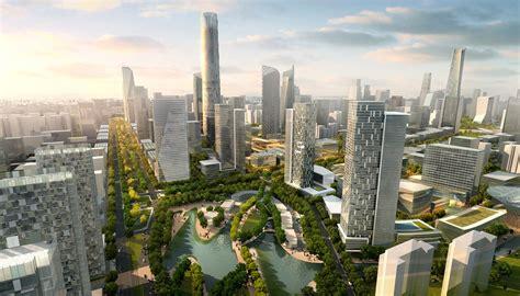 urban design indonesia som beijing cbd east expansion