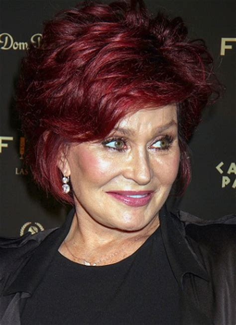 how to get osbournes haircolor shades of red hair color ideas from hollywood