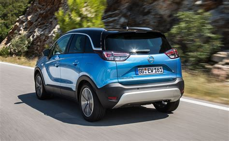 Opel Nl by Opel Crossland X Al 100 000 Orders