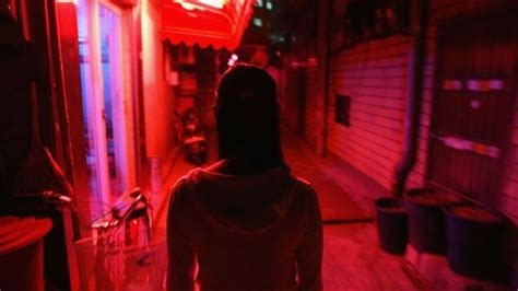 seoul red light district did korea encourage work at us bases bbc news