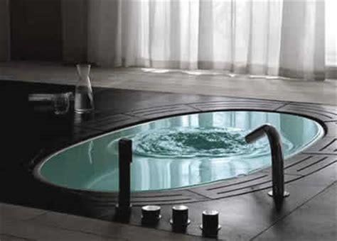 vasche da bagno particolari vasche d abagno oversize la nuova tendenza nell arredamento