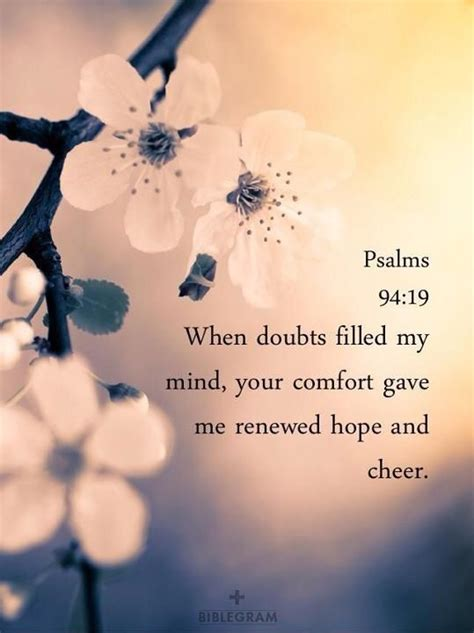 bible verses of comfort and hope episcopal lectionary for 4 15 14 psalm 94 lam 1 17 22 2