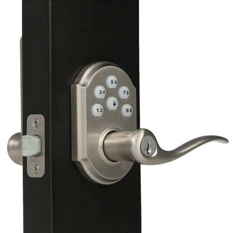 electronic door locks door knobs hardware hardware